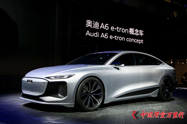 上海车展:奥迪四款车型全球首发