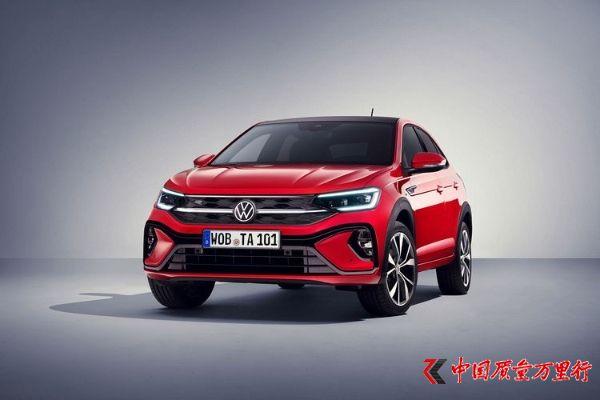 大众汽车全新Taigo在欧洲首次亮相