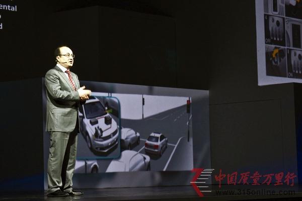 一汽-大众销售有限责任公司执行副总经理石涛先生分享全新速腾的科技装备