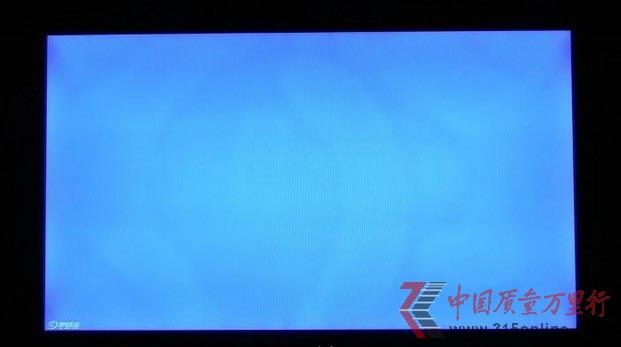 """夏普电视频现花屏漏液 售后维修称""""正常现象"""""""