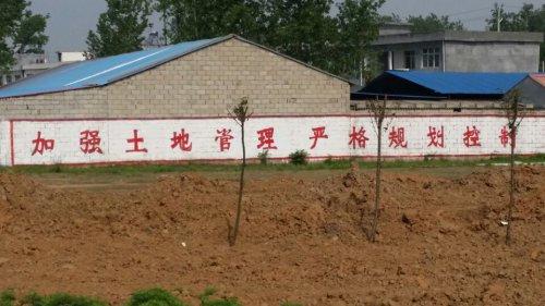 泌阳国土局被指嘴上执法:多次投诉违法占地无果