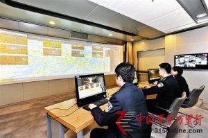 25万个监控探头守护大武汉 看见追逐会自动报警