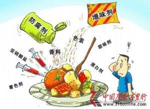 卫生部:2015年底前修订食品添加剂使用标准