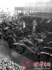 红会捐万辆劣质自行车给大国企和老干部局