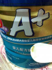 美赞臣奶粉吃出虫子 厂家坚信食品安全