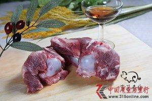 天价猪肉进京398一斤