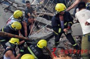 温州瓯海家庭作坊爆炸搜救告一段落 13人死