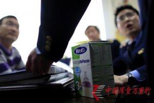 中国市场八成是伪洋奶 海外注册便利致洋奶泛滥