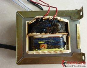 万和燃气热水器自燃