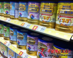 政策频出:奶粉行业或面临重新洗牌