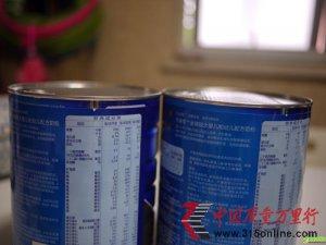 京东商城可瑞康奶粉胀罐严重