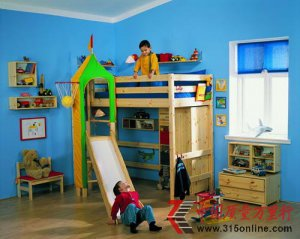 儿童家具存安全隐忧 新国标或致行业洗牌