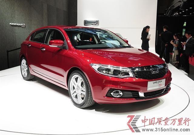 2014北京车展39款重磅首发新车汇总报道