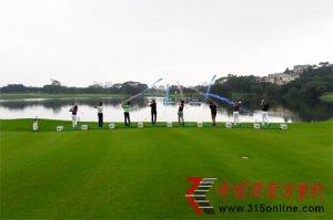 2014年沃尔沃中国公开赛盛大启幕