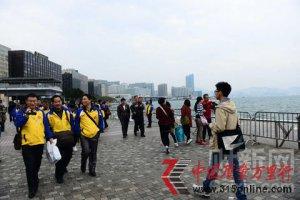 自由行十年之痒 香港旅游矛盾凸显