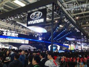 2014北京车展展商尴尬事