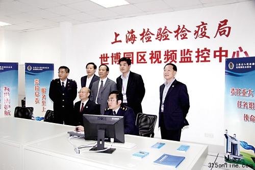 上海检验检疫局信息化工作巡礼