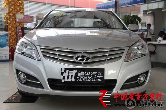 北京现代汽车有限公司召回部分08款悦动