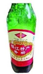 网曝厂家旧啤酒瓶装香醋 专家:没规定说不行