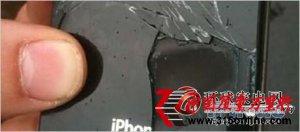 那是操作不当 苹果拒绝更换自燃iPhone4S
