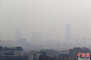 """空气污染引国人警醒 中国""""治霾""""路在何方"""