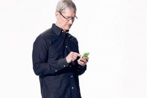 库克:我们从来也不把手机销量放在第一位