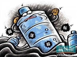 屈臣氏桶装水被曝菌落总数超标 或已流入市场