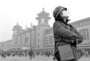北京空气重污染预案:重污染日单双号限行